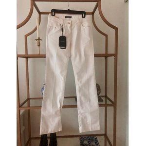 DOLCE & GABBANA Women's White Denim Jeans